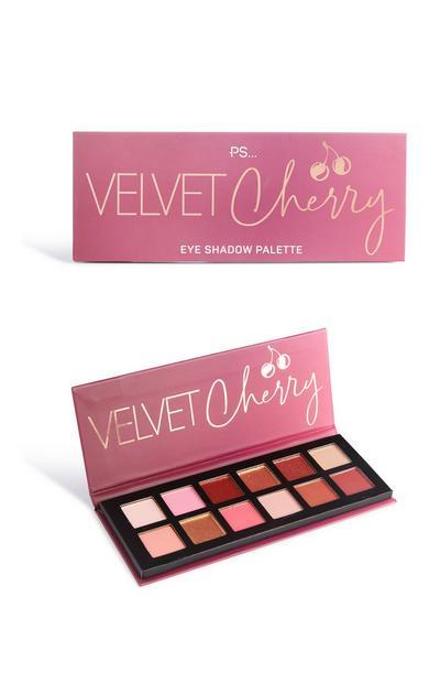 """""""Velvet Cherry"""" Lidschattenpalette"""