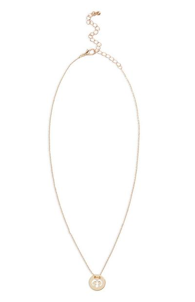 Star Sign Necklace Aries