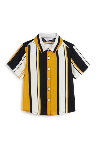 Gestreiftes Hemd für Babys (J)
