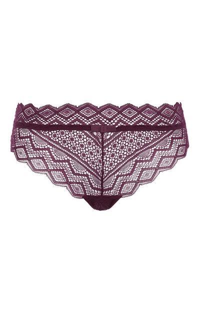 Lace Underwear