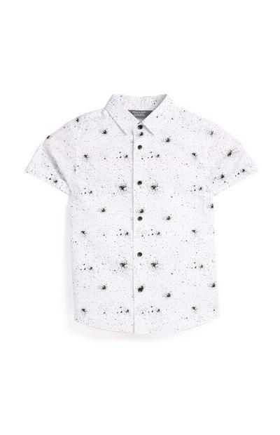 Weißes Hemd (kleine Jungen)