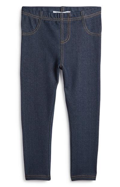 Jeansleggings (kleine Mädchen)