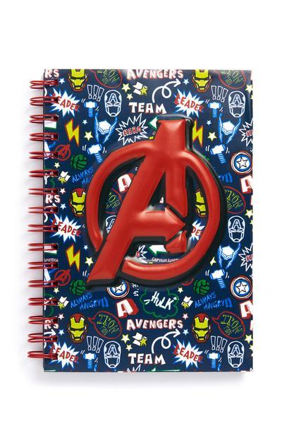 """Avengers"" Notizbuch"