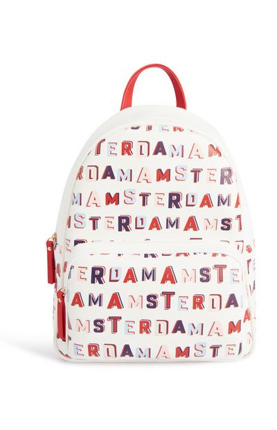 """Amsterdam"" Rucksack"