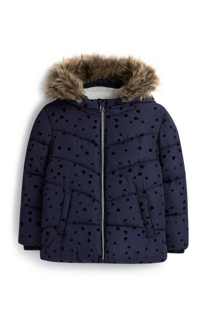 Younger Girl Padded Jacket