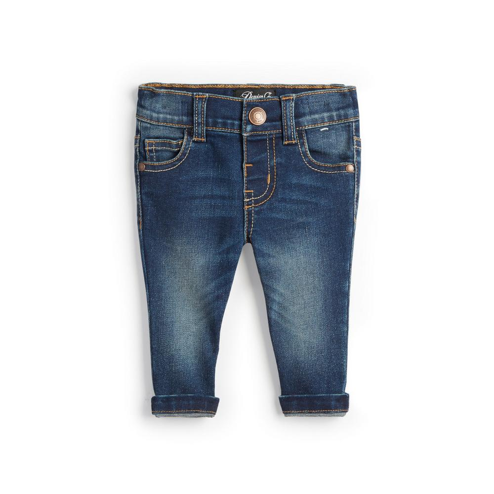 baby-boy-skinny-jeans by primark