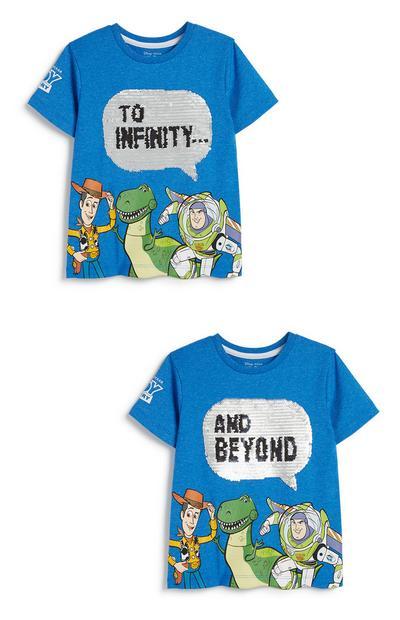 """Toy Story"" T-Shirt mit Pailletten"