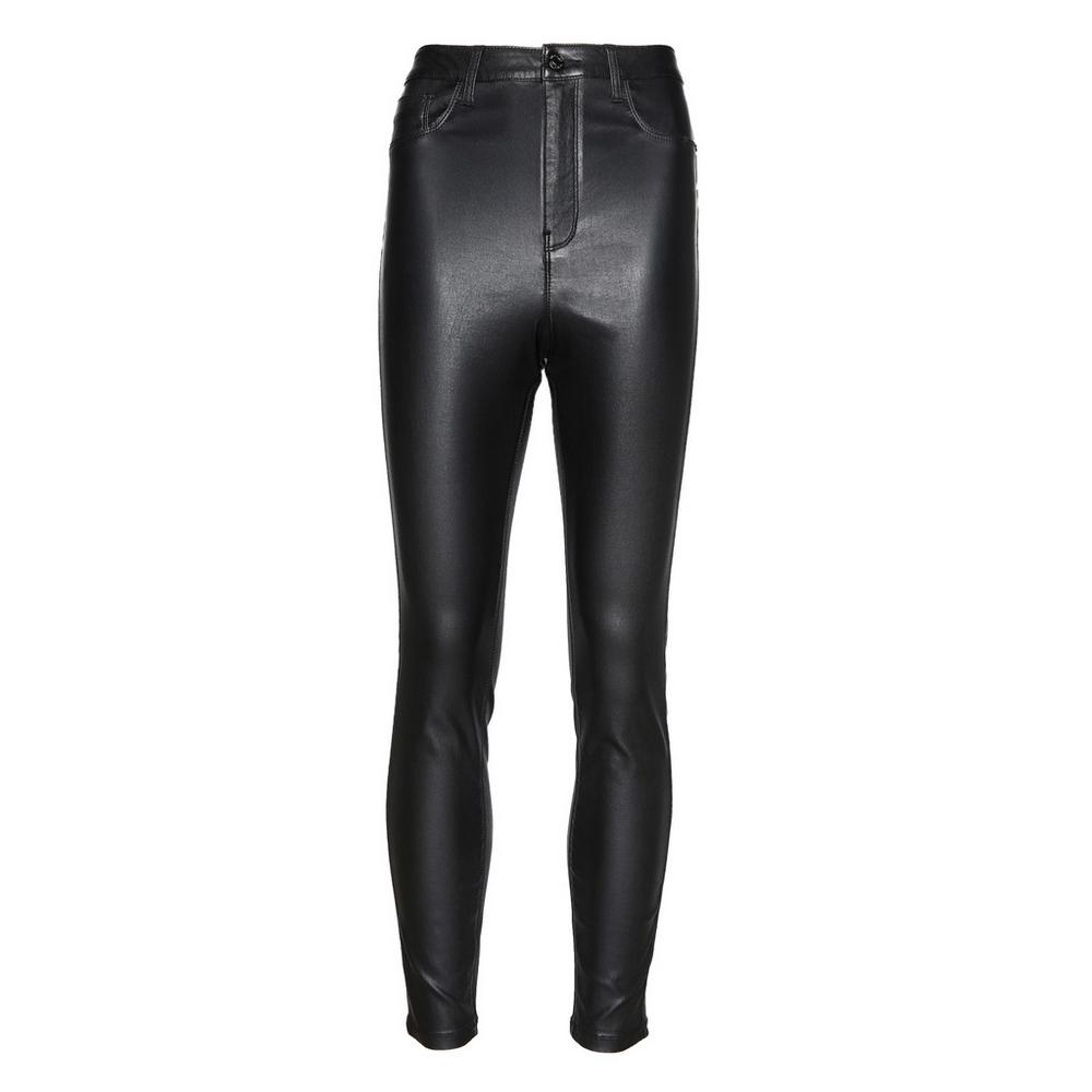 high-waisted-leather-effect-trousers by primark
