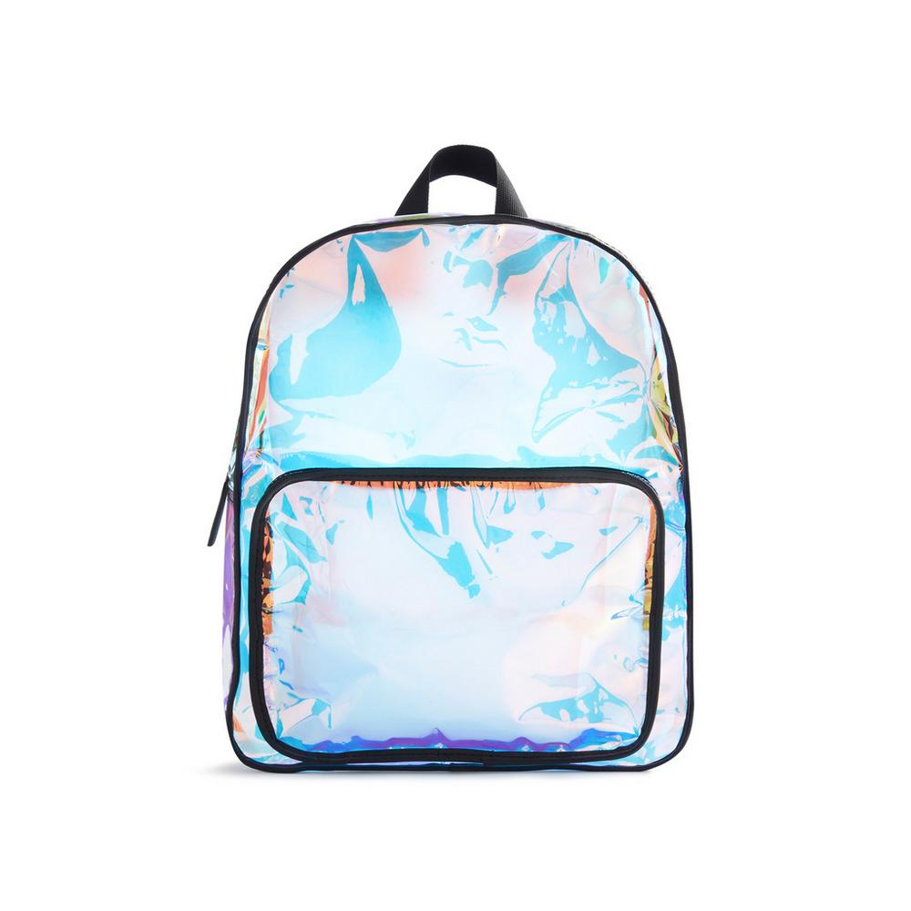 holographic-backpack by primark