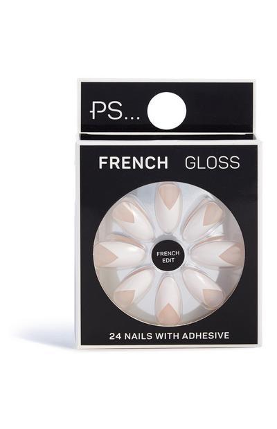"""French Gloss"" Kunstnägel"
