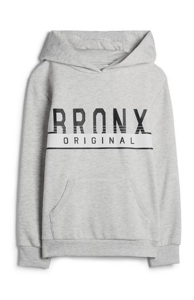 Older Boy Bronx Hoodie