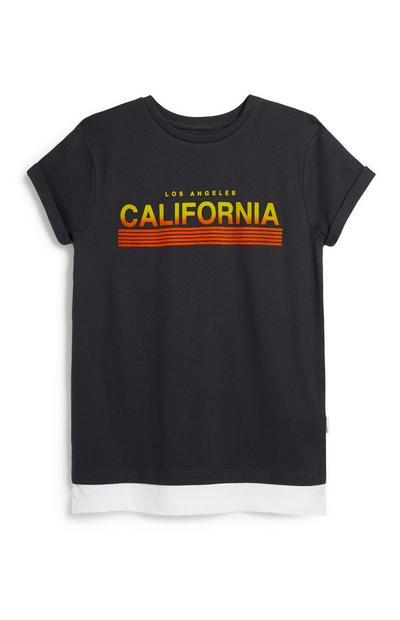 """""""California"""" T-Shirt (Teeny Boys)"""