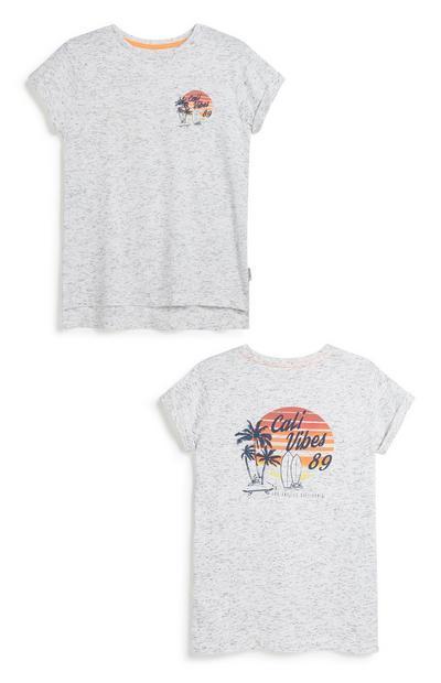 """Cali Surf"" T-Shirt (Teeny Boys)"