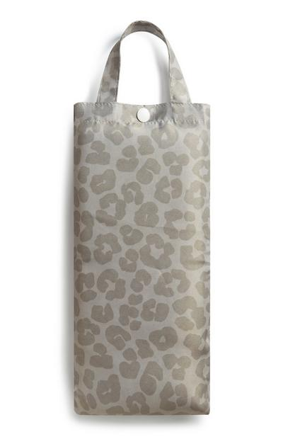 Leopard Print Shower Curtains