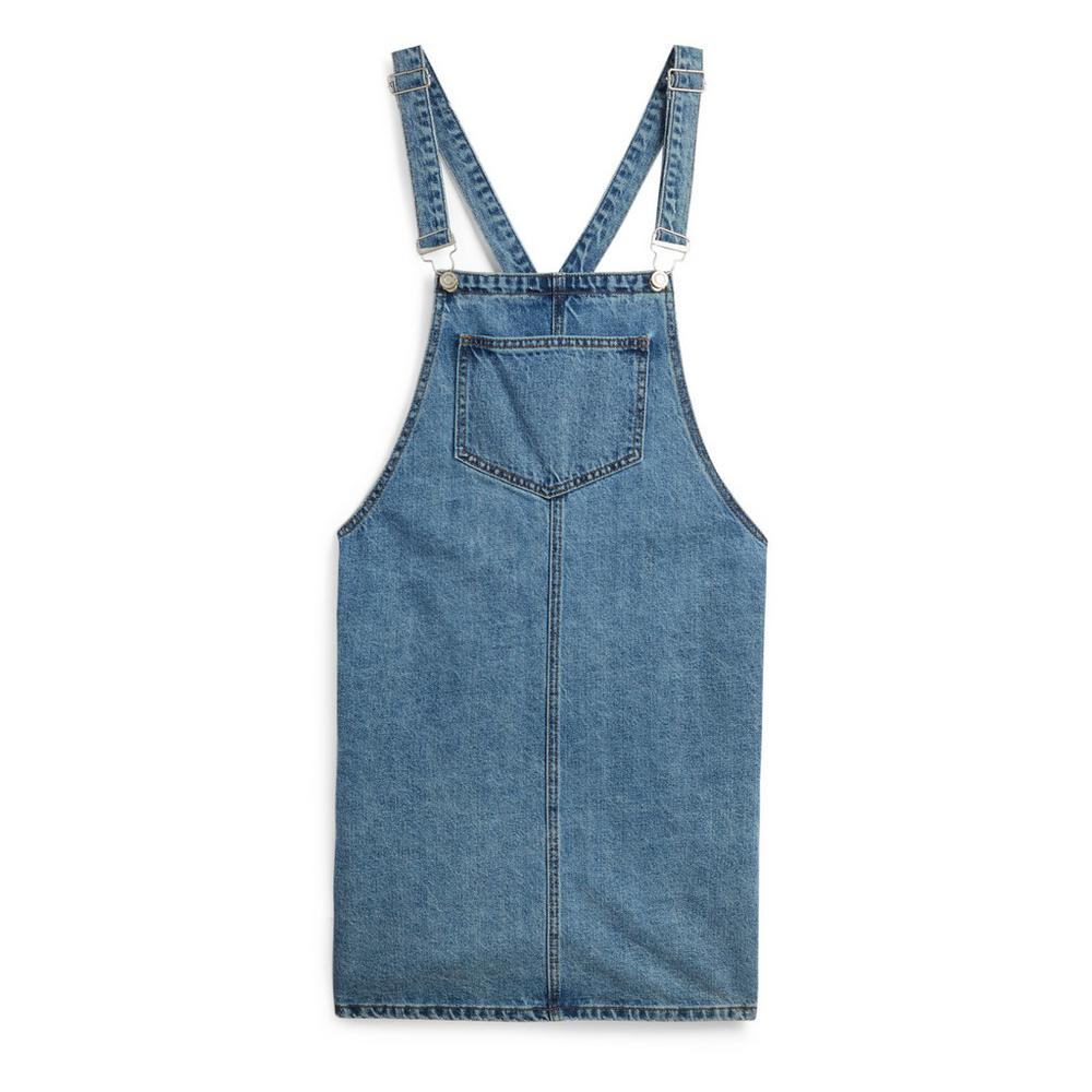 new style & luxury factory price selected material Denim Pinafore   Dresses   Clothing   Womens   Categories ...