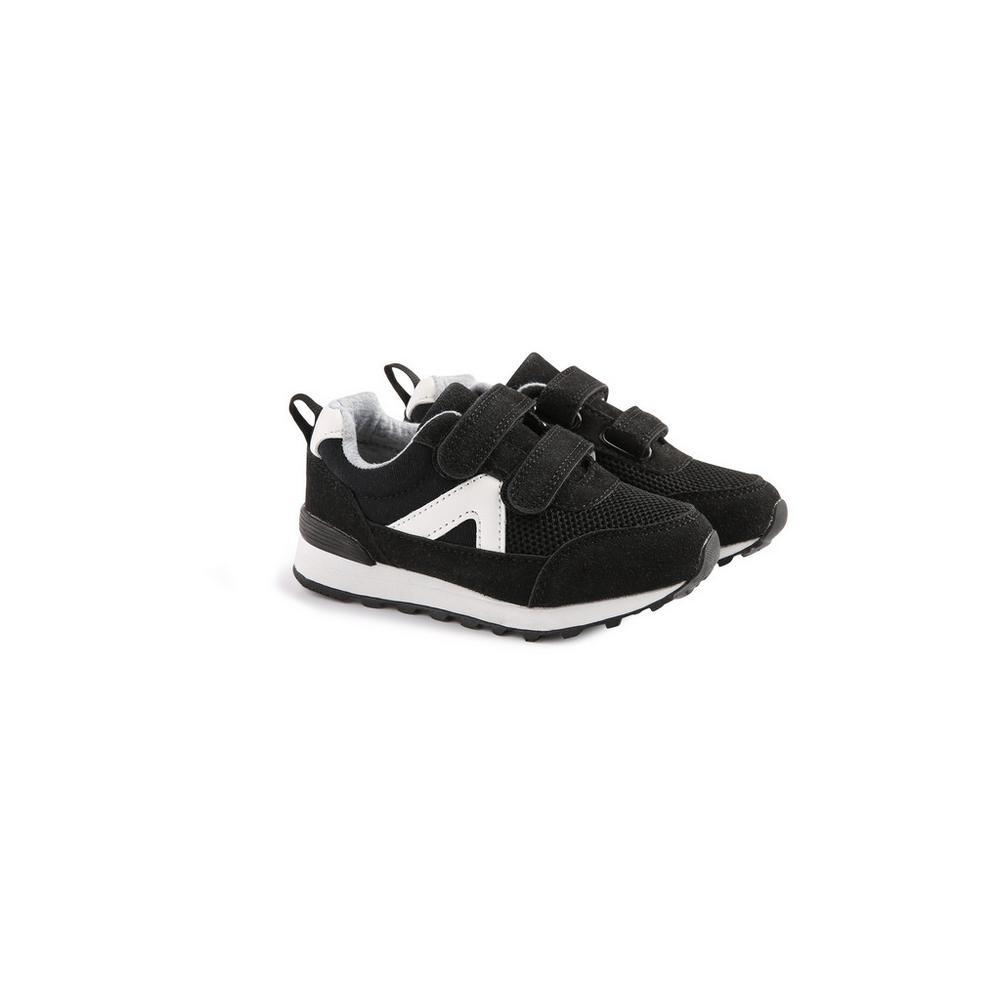 offizielle Bilder modische Muster niedriger Preis Schwarze Sportschuhe (kleine Jungen) | Schuhe für Jungen ...