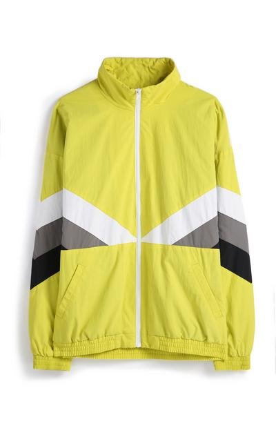 Neon Yellow Jacket