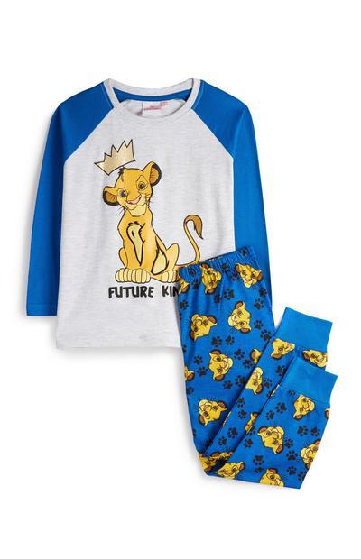 Younger Boy Lion King Pyjamas