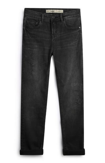 Schwarze Jeans (Teeny Boys)