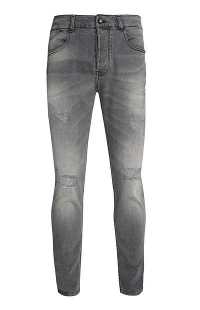 Grey Slim Jeans