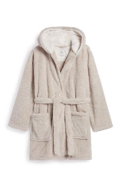 Oatmeal Dressing Gown