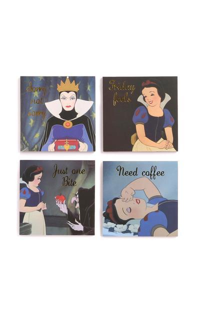 Snow White Coasters