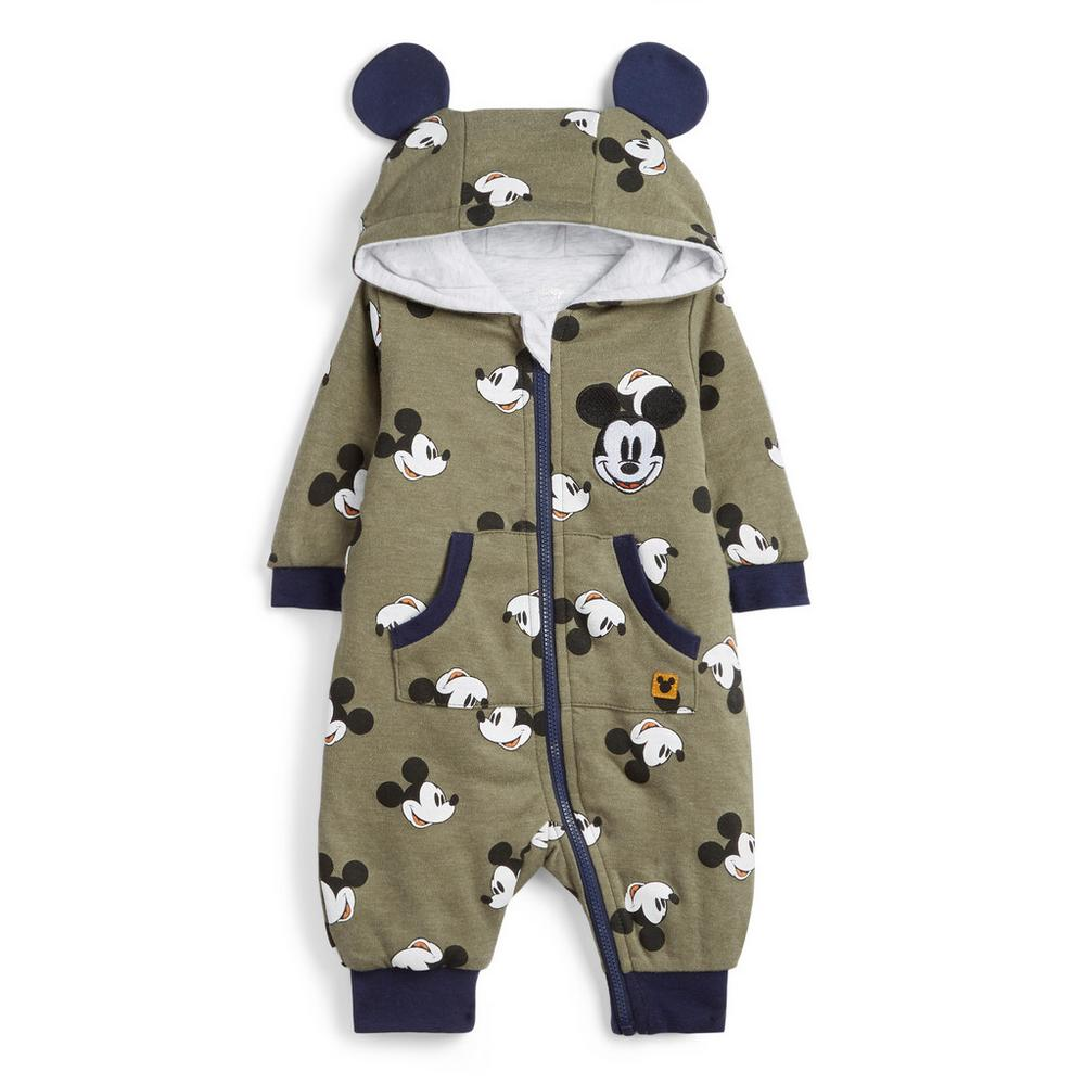 newborn-mickey-mouse-bodysuit by primark