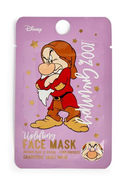 Snow White Face Mask