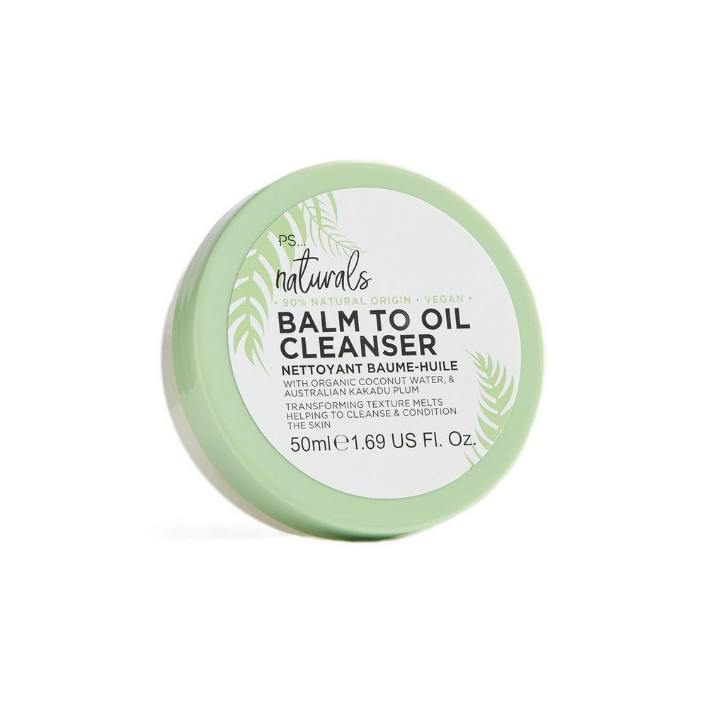 naturals-balm-to-oil-cleanser by primark