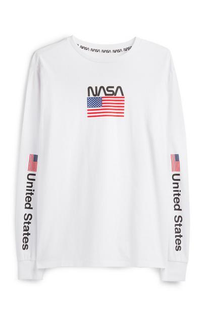 NASA Langarmshirt