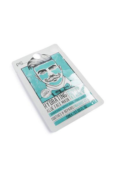 Feuchtigkeitsspendende Gesichtsmaske