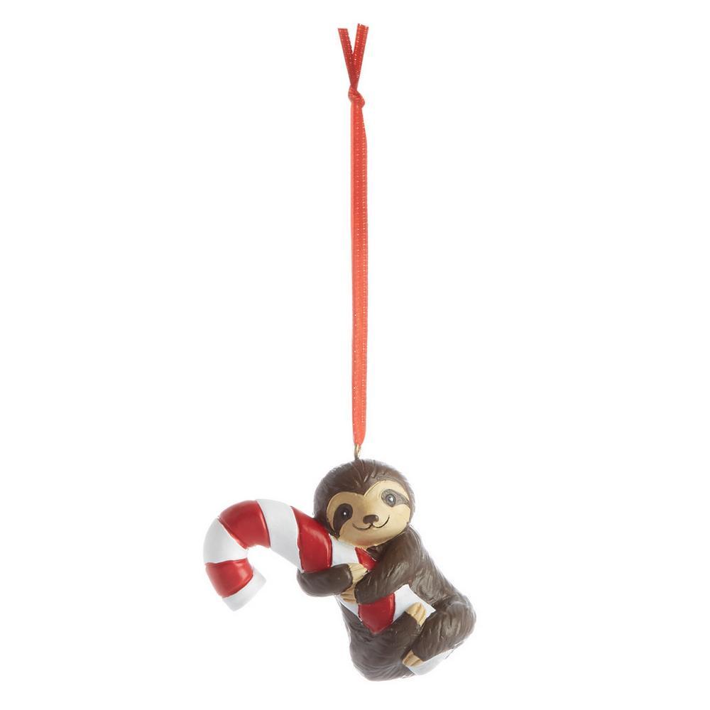 Christmas Sloth.Sloth Christmas Decoration Seasonal Homeware