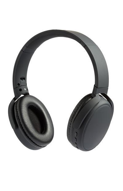Black Wireless Headphones