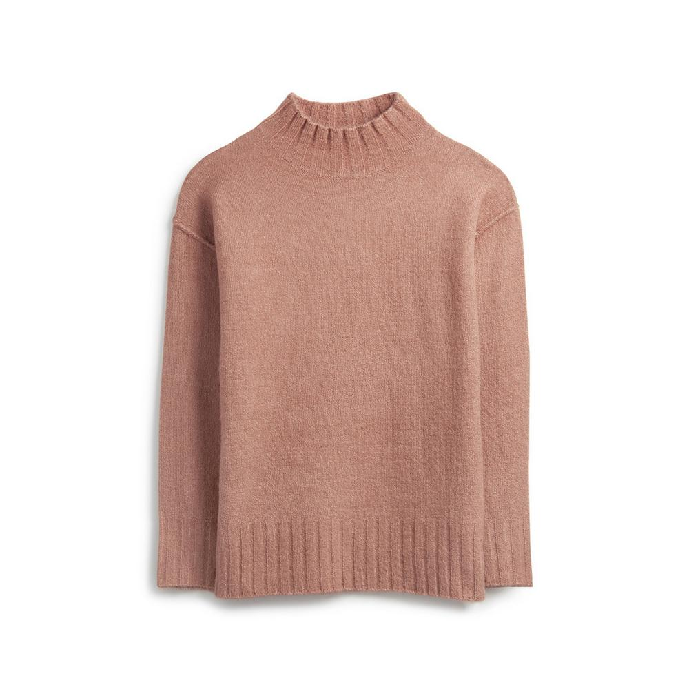 Blush High Neck Jumper by Primark