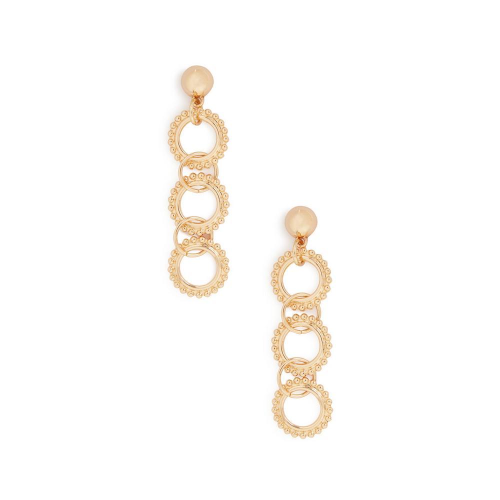 circle-chain-drop-earrings by primark