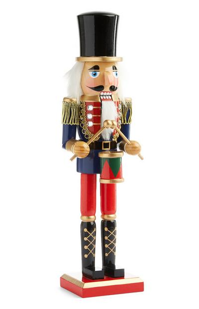 Tall Traditional Nutcracker