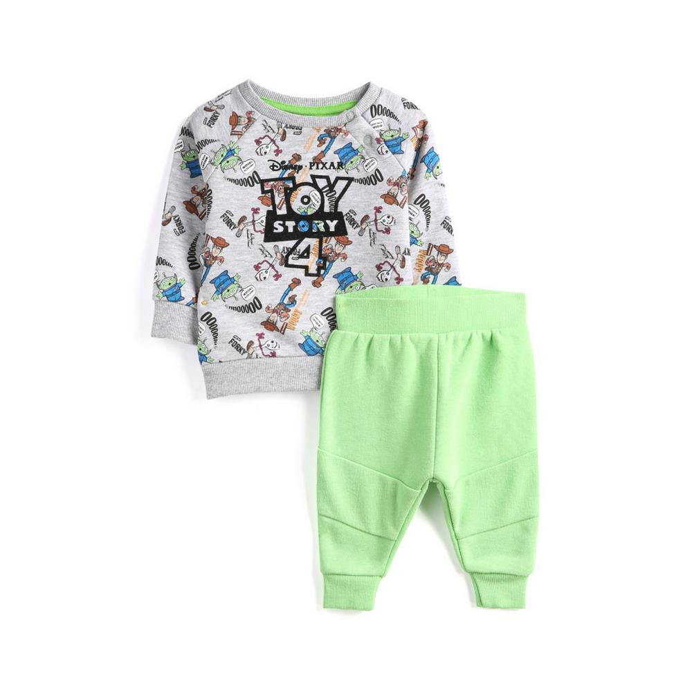 Baby Boy Toy Story Pyjama Set by Primark