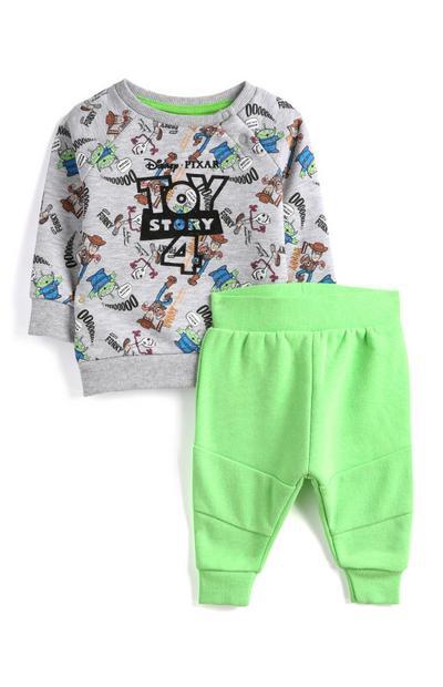 Baby Boy Toy Story Pyjama Set