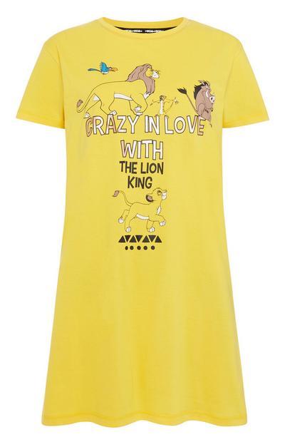 """""""König der Löwen"""" Nachthemd"""