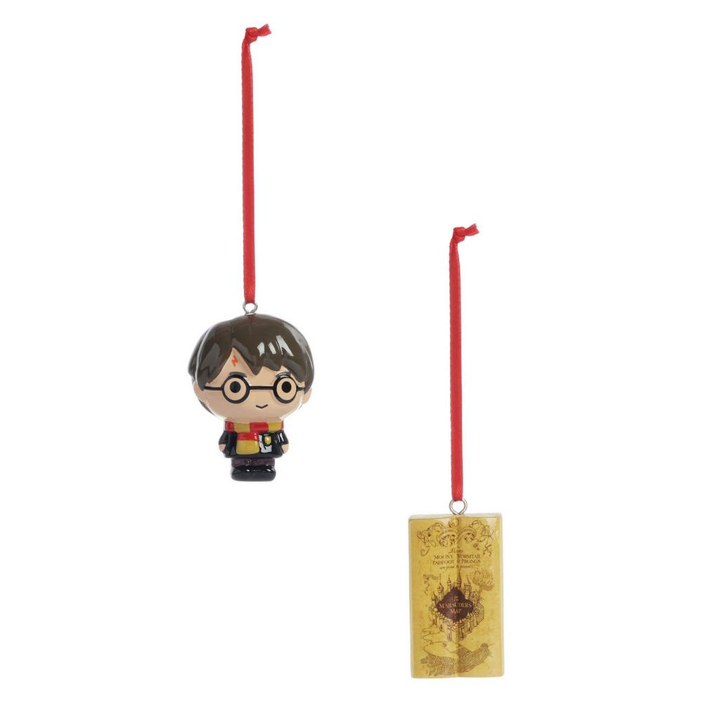 Harry Potter Christmas Decoration 2 Pk by Primark