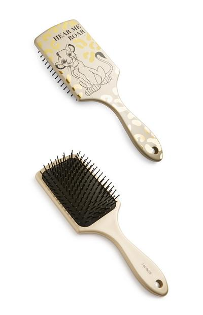 Lion King Paddle Brush