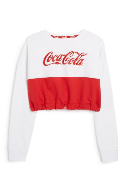 """""""Coca Cola"""" Pullover (Teeny Girls)"""