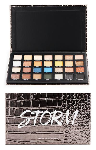 Storm 28 Shade Eyeshadow Palette