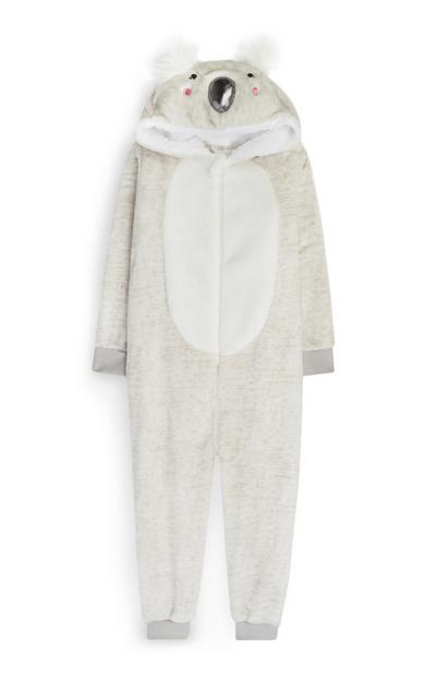 Younger Girl Koala Onesie