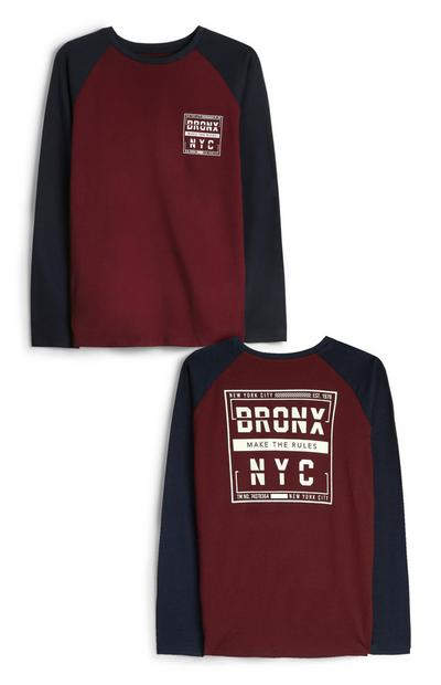 """Bronx"" T-Shirt (Teeny Boys)"