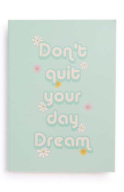 Slogan A5 Notebook