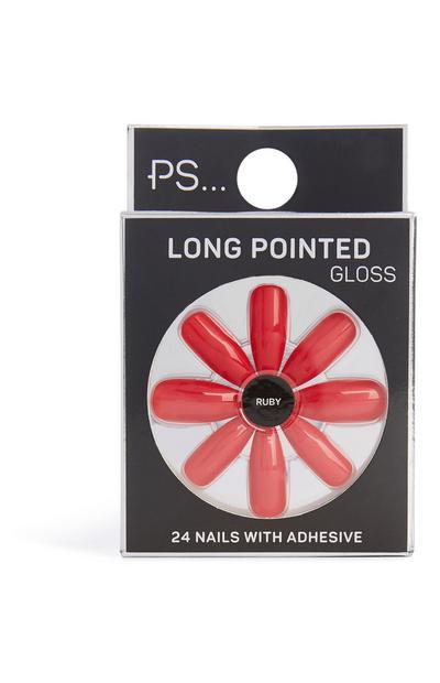 Pointed False Nails