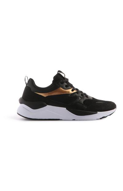 Black And Gold Trainer