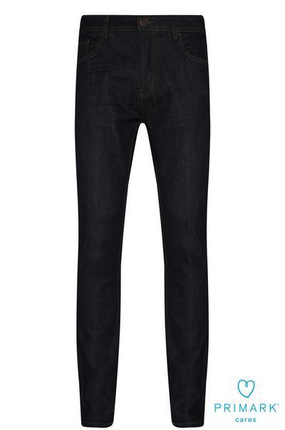 Black Sustainable Cotton Jeans