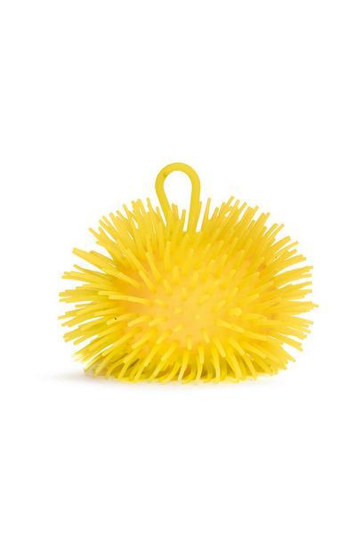 Yellow Furb Ball